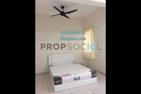 For Rent Serviced Residence at Straits Garden, Jelutong Freehold Semi Furnished 3R/2B 1.7k