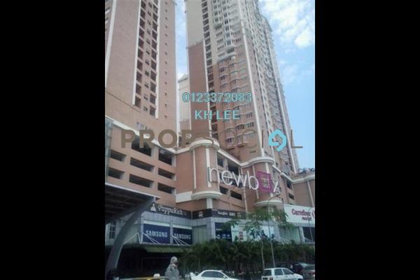 For Sale Serviced Residence at Rhythm Avenue, UEP Subang Jaya Freehold Fully Furnished 3R/2B 390k