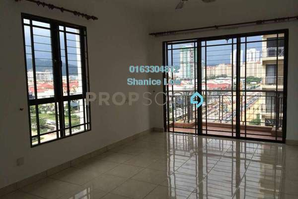For Sale Condominium at Casa Indah 1, Tropicana Freehold Semi Furnished 3R/2B 700k