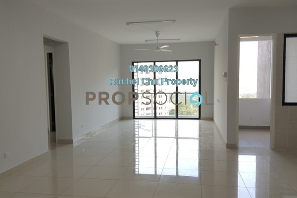 For Rent Condominium at 9INE, Batu 9 Cheras Freehold Semi Furnished 3R/2B 1.1k