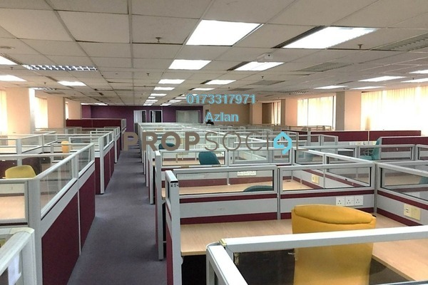 For Rent Office at Wisma Chase Perdana, Damansara Heights Freehold Semi Furnished 0R/0B 35.4k