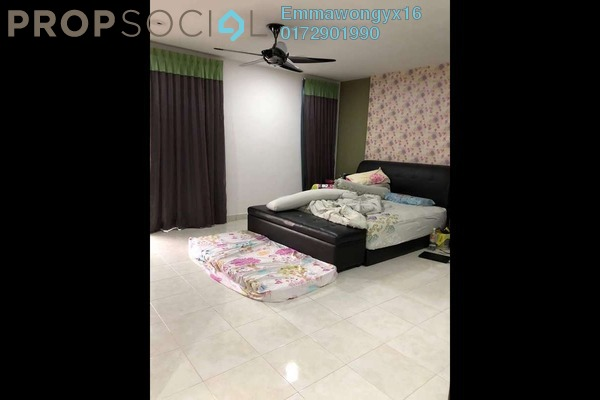 For Sale Semi-Detached at Laman Residen, Jalan Ipoh Freehold Semi Furnished 4R/4B 1.7m