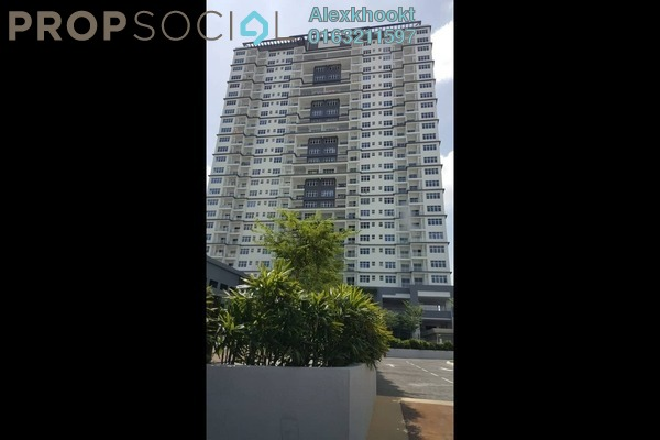 For Sale Serviced Residence at Skypod, Bandar Puchong Jaya Freehold Semi Furnished 2R/2B 560k