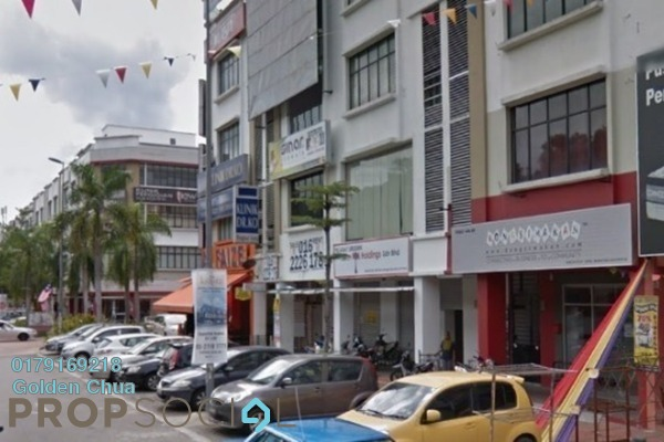 For Sale Shop at TSB Commercial Centre, Sungai Buloh Freehold Unfurnished 0R/4B 2.9m