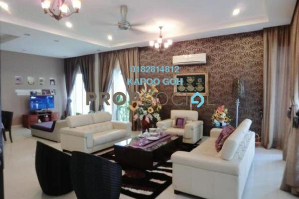 For Sale Condominium at Connaught Avenue, Cheras Freehold Fully Furnished 3R/2B 420k