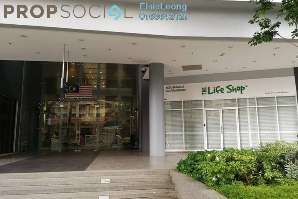For Rent Shop at Tropicana Avenue, Tropicana Freehold Semi Furnished 0R/0B 12.4k