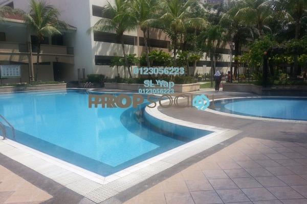 For Sale Condominium at Bayu Tasik 2, Bandar Sri Permaisuri Freehold Semi Furnished 3R/2B 410k