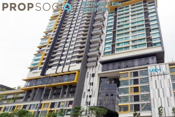 For Rent Serviced Residence at MKH Boulevard, Kajang Freehold Fully Furnished 3R/2B 2.2k