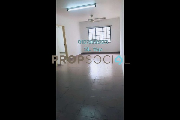For Sale Apartment at Desa Sri Puteri Apartments, Desa Petaling Leasehold Unfurnished 2R/1B 150k