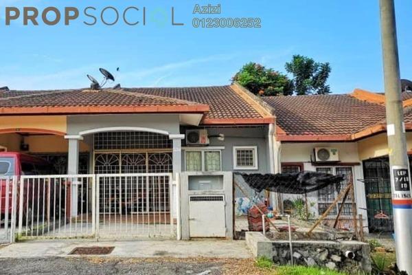 For Sale Terrace at Taman Lestari Putra, Bandar Putra Permai Leasehold Semi Furnished 3R/2B 380k