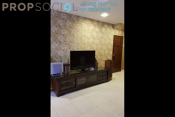 For Sale Terrace at Mutiara Puchong, Puchong Freehold Semi Furnished 4R/3B 760k