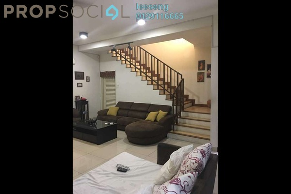 For Sale Terrace at Bayuemas, Klang Freehold Semi Furnished 4R/3B 630k