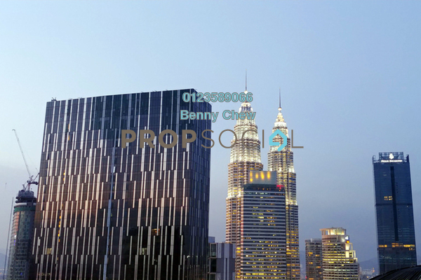 For Rent Office at Equatorial Plaza, Kuala Lumpur Freehold Semi Furnished 0R/0B 160k