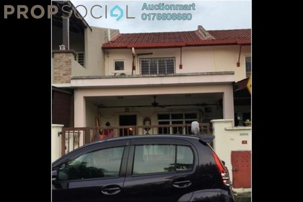 For Sale Terrace at PU5, Bandar Puchong Utama Leasehold Unfurnished 0R/0B 387k