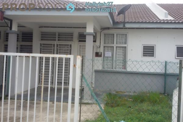 For Sale Terrace at Iris Garden 2, Bandar Saujana Putra Freehold Semi Furnished 3R/2B 360k