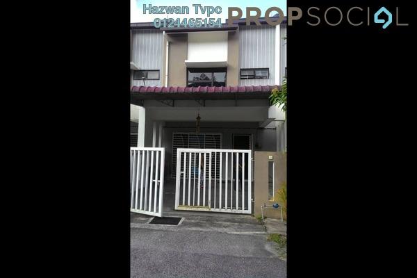 For Sale Terrace at Taman Harmoni, Semenyih Freehold Unfurnished 4R/3B 485k