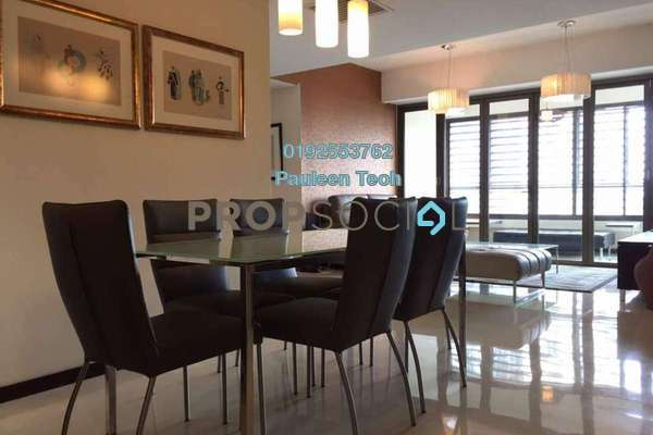 For Sale Serviced Residence at i-Zen Kiara II, Mont Kiara Freehold Fully Furnished 3R/3B 1.08m
