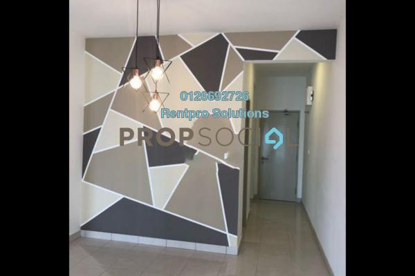 For Rent Condominium at Residensi Pandanmas, Pandan Indah Freehold Semi Furnished 3R/2B 1.55k