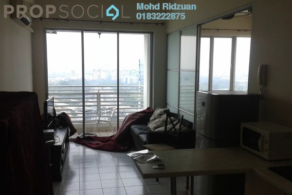 For Sale Serviced Residence at Casa Tiara, Subang Jaya Freehold Fully Furnished 1R/1B 340k
