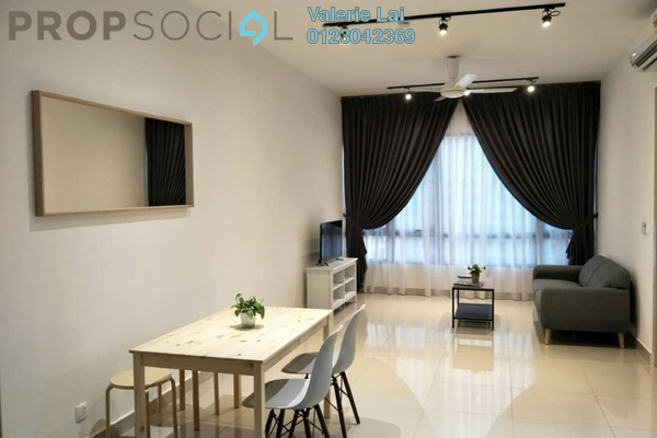 For Rent Condominium at Tropicana Metropark, Subang Jaya Freehold Fully Furnished 2R/2B 2.3k