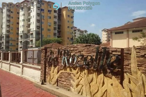 For Sale Condominium at De Rozelle, Kota Damansara Leasehold Unfurnished 3R/2B 415k