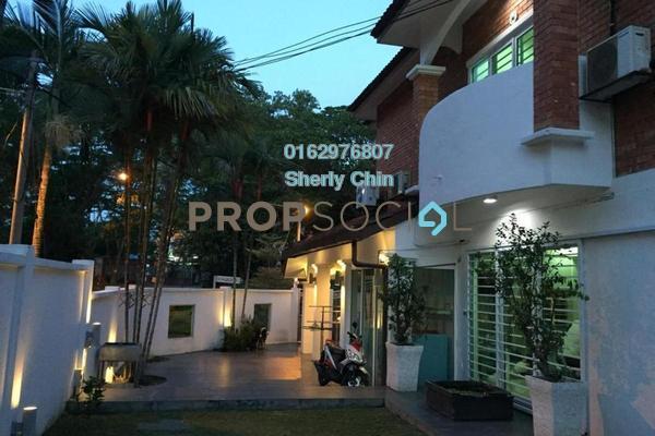 For Sale Terrace at SL4, Bandar Sungai Long Freehold Unfurnished 4R/3B 948k