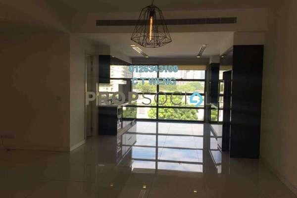 For Rent Condominium at Seri Ampang Hilir, Ampang Hilir Freehold Semi Furnished 3R/4B 6k