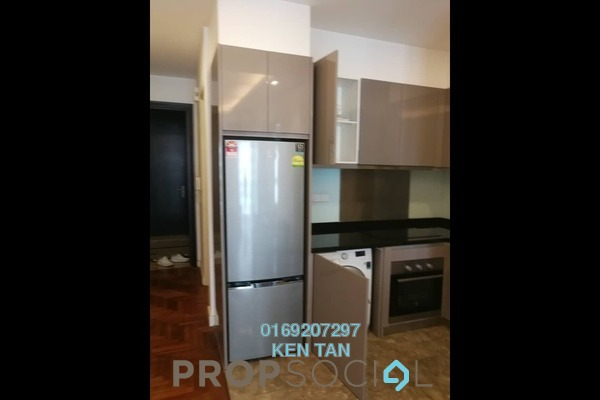 For Rent Condominium at Residency V, Old Klang Road Freehold Fully Furnished 2R/2B 2.1k
