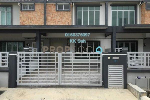 For Sale Link at Taman Pelangi Semenyih 2, Semenyih Freehold Unfurnished 4R/3B 450k