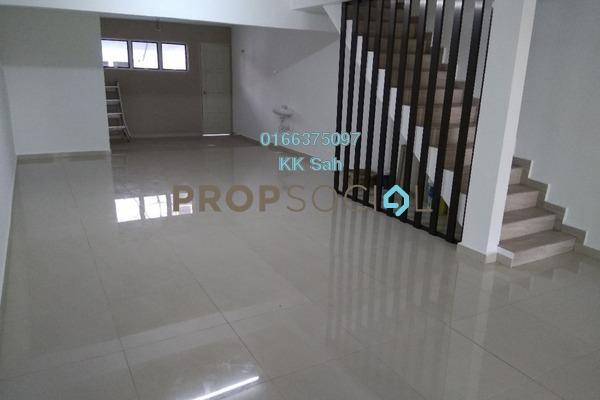 For Sale Link at Taman Ria, Kajang Freehold Unfurnished 3R/2B 375k