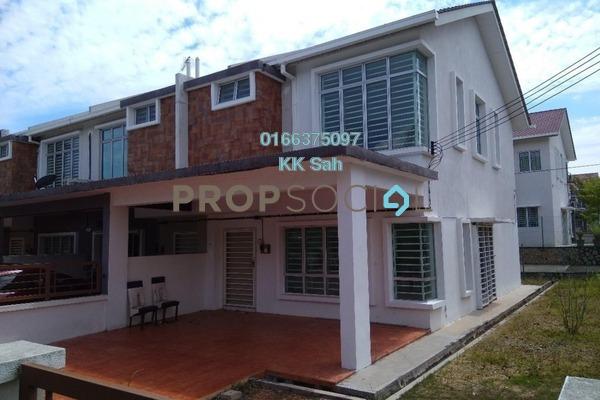 For Sale Terrace at Taman Pelangi Semenyih, Semenyih Freehold Semi Furnished 4R/3B 588k