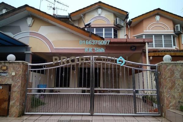 For Sale Terrace at Taman Desa Mewah, Semenyih Freehold Semi Furnished 4R/3B 470k