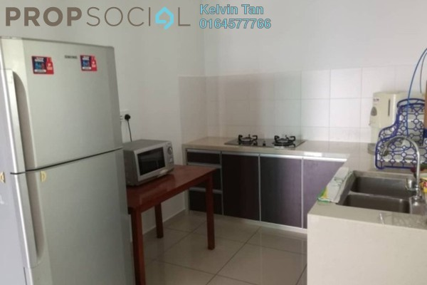 For Rent Condominium at One Imperial, Sungai Ara Freehold Semi Furnished 3R/2B 1.2k