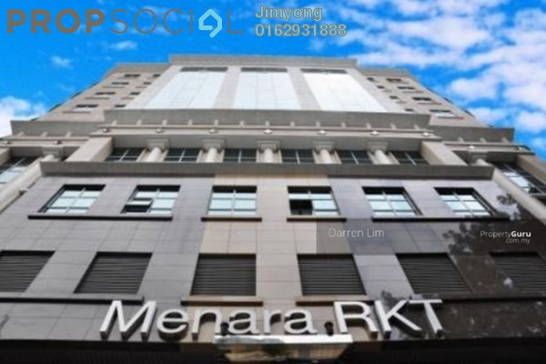 For Rent Office at Wisma RKT, Dang Wangi Freehold Fully Furnished 3R/1B 24k