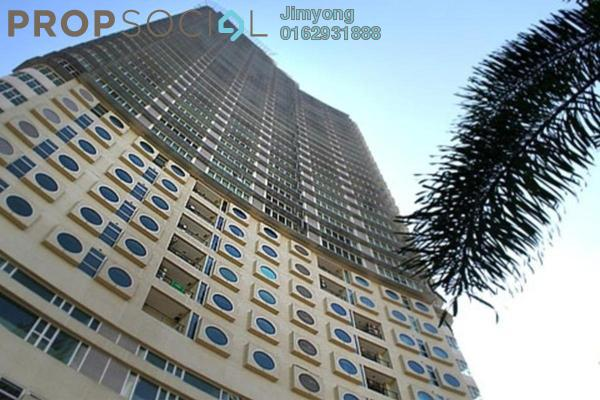 For Sale Condominium at Park View, KLCC Freehold Fully Furnished 0R/1B 1.1m