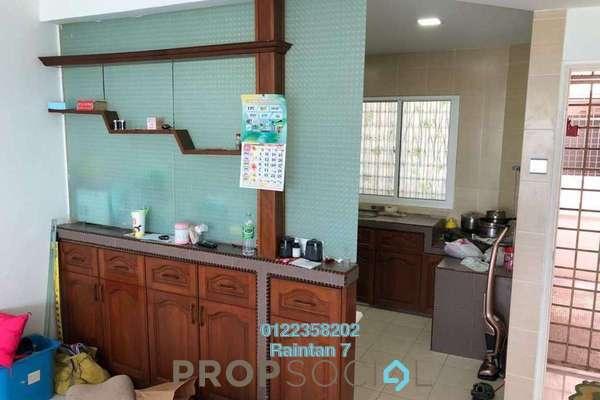 For Sale Condominium at Petaling Indah, Sungai Besi Freehold Semi Furnished 2R/2B 320k