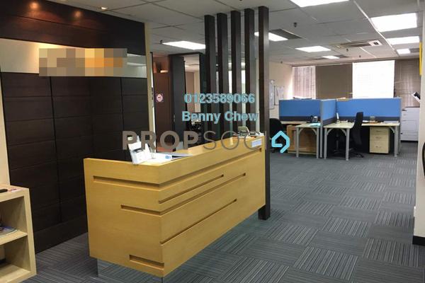 For Rent Office at Menara Atlan, KLCC Freehold Fully Furnished 0R/0B 16k