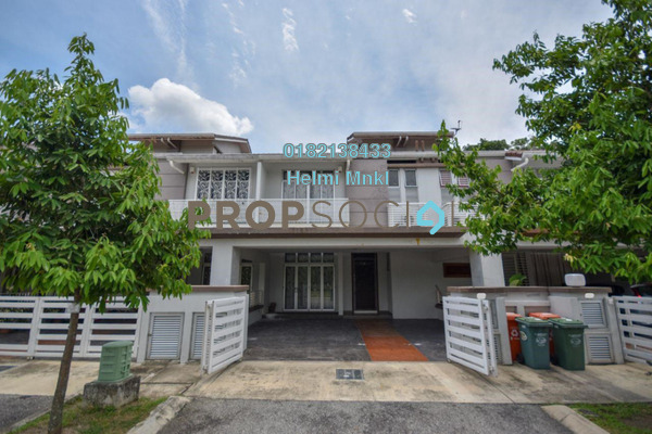 For Sale Superlink at Precinct 16, Putrajaya Freehold Unfurnished 5R/4B 1.3m