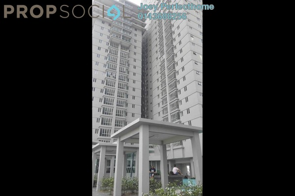 For Sale Condominium at Maxim Residences, Cheras Freehold Unfurnished 2R/2B 416k