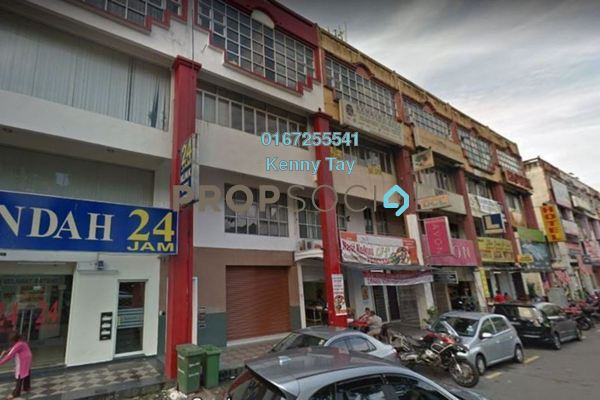 For Sale Shop at Taman Samudra, Batu Caves Freehold Semi Furnished 0R/0B 2.2m