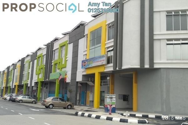 For Sale Factory at Taman Klang Utama, Klang Freehold Semi Furnished 0R/0B 1.57m