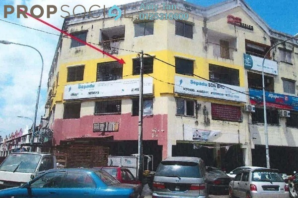 For Sale Office at Pandan Indah, Pandan Indah Freehold Semi Furnished 0R/0B 170k
