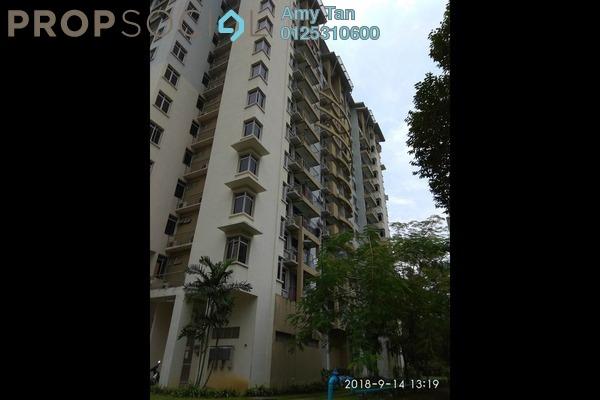 For Sale Condominium at Cyberia SmartHomes, Cyberjaya Freehold Semi Furnished 3R/1B 300k