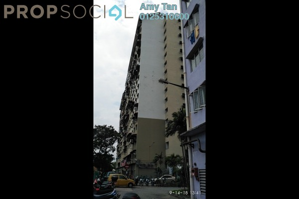For Sale Apartment at Taman Maju Jaya, Pandan Indah Freehold Semi Furnished 3R/1B 110k