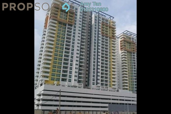 For Sale Apartment at Bayu Sentul, Sentul Freehold Semi Furnished 3R/1B 650k