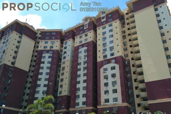 For Sale Apartment at Mentari Court 1, Bandar Sunway Freehold Semi Furnished 3R/1B 260k