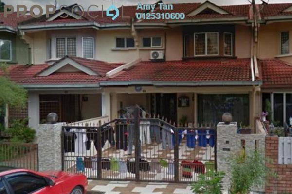 For Sale Terrace at Taman Lestari Putra, Bandar Putra Permai Freehold Semi Furnished 3R/1B 450k
