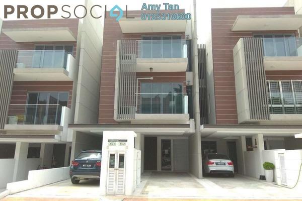 For Sale Townhouse at The Vale II @ Sutera Damansara, Damansara Damai Freehold Semi Furnished 3R/2B 632k