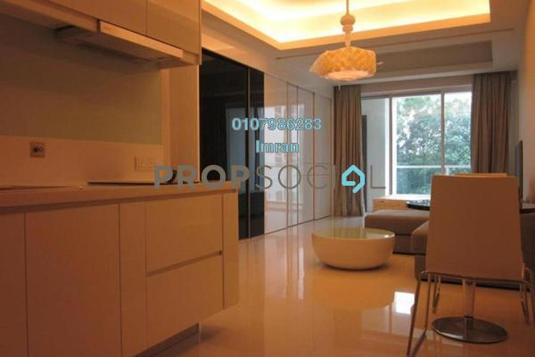For Rent Serviced Residence at Chelsea, Sri Hartamas Freehold Fully Furnished 0R/1B 1.8k