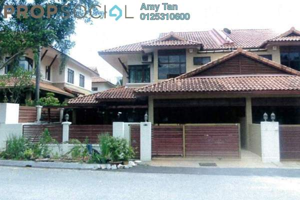 For Sale Semi-Detached at Beverly Heights, Ukay Freehold Semi Furnished 3R/1B 1.39m